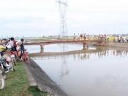 Tin tức trong ngày - Nữ sinh giỏi Nghệ An bị nước cuốn mất tích