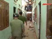 Video An ninh - Đâm trọng thương công an vì... không được ngủ nhờ