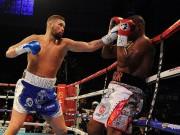 """Thể thao - Boxing: """"Mưa"""" đấm hóa vô địch thành bịch bông"""