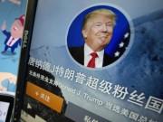 """Thế giới - Vì sao dân mạng Trung Quốc tôn tỉ phú Trump là """"thánh""""?"""