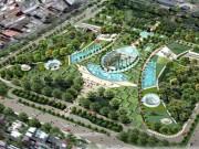 Tin tức trong ngày - Hà Nội sẽ xây 5 công viên đạt tiêu chuẩn thế giới