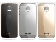 Thời trang Hi-tech - Rò rỉ hình ảnh điện thoại Moto Droid Z Edition