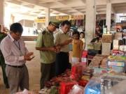 Thị trường - Tiêu dùng - 5 đoàn chuyên ngành bắt đầu kiểm tra an toàn thực phẩm tại Hà Nội