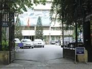 Tin tức trong ngày - Vào trụ sở Bộ GTVT, tài xế gây tai nạn rồi bỏ chạy