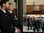 Bóng đá - Hầu tòa vì trốn thuế, Messi bị ví như trùm mafia