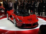 Ô tô - Xe máy - LaFerrari Spider mui trần giá 3,89 triệu USD sắp ra mắt