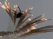Thế giới - Ngắm chiến đấu cơ Nga phô diễn sức mạnh hoành tráng
