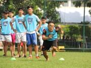 Bóng đá - 28 thí sinh xuất sắc đua tài vào đội hình đỉnh cao phong độ