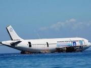 Du lịch - Thổ Nhĩ Kỳ dìm máy bay Airbus xuống biển để... kiếm tiền
