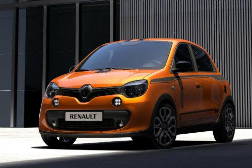 Renault Twingo GT mới lộ diện: Nhỏ mà khỏe - 1
