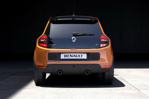 Renault Twingo GT mới lộ diện: Nhỏ mà khỏe - 2