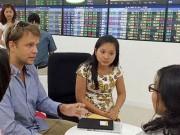 Tài chính - Bất động sản - Số lượng tài khoản nhà đầu tư nước ngoài tăng mạnh