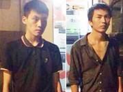An ninh Xã hội - Bắt quả tang 2 thanh niên TQ rút trộm tiền cây ATM