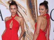 Thời trang - Irina Shayk quá gợi cảm với áo khoét rộng