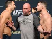 """Thể thao - Sao UFC đánh, sỉ vả nhau như """"bán cá ngoài chợ"""""""