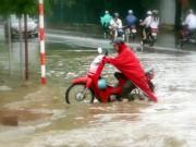 Tin tức trong ngày - Hà Nội sẽ thoát cảnh mưa ngập cả tháng như 2008?