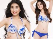 Thời trang - Ảnh mặc áo tắm gây chú ý của 30 thiếu nữ thi Hoa hậu VN