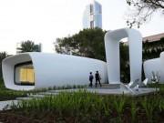 """Công nghệ thông tin - Máy in 3D in ra cả tòa nhà """"xịn"""" ở Dubai"""