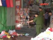 Video An ninh - Cô gái bị người tình cũ đâm chết giữa chợ