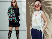 Thời trang - Yến Trang biến hóa sành điệu với giày chiến binh
