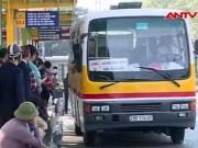 """Video An ninh - CSGT Hà Nội tung quân dẹp """"giặc"""" xe buýt """"nhái"""""""