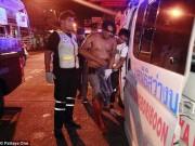 """Phi thường - kỳ quặc - Thái Lan: Vợ cắt """"của quý"""" chồng giữa phố"""