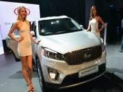 Ô tô - Xe máy - Kia Sorento 2016 lên kệ ở Malaysia, rẻ bằng nửa ở Việt Nam