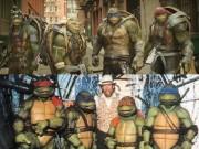 Phim - Lật lại lịch sử của Ninja Rùa với các fan hâm mộ