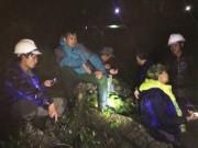 Tin tức trong ngày - Cận cảnh nơi phát hiện thi thể du khách người Anh mất tích