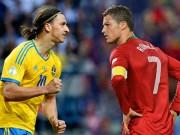"""Bóng đá - Euro 2016: Nơi Ibra, Ronaldo """"bung lụa"""" lần cuối"""