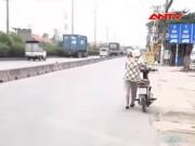 """Video An ninh - Lại bùng phát nạn """"đinh tặc"""" trên Quốc lộ 1A"""