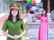 Bạn trẻ - Cuộc sống - Gặp cô gái đoạt thủ khoa kép HV Cảnh sát nhân dân