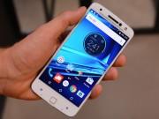 Thời trang Hi-tech - Trên tay smartphone cao cấp mỏng nhất thế giới Moto Z