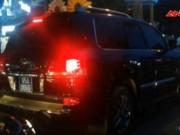 Video An ninh - Tổng Bí thư yêu cầu kiểm tra vụ xe Lexus gắn biển xanh