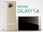 Thời trang Hi-tech - Samsung Galaxy S8 sẽ có màn hình 4K, hỗ trợ công nghệ VR