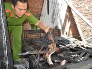 An ninh Xã hội - Bị cấm yêu em vợ, đốt cả nhà: Mẹ cố vứt con khỏi lửa
