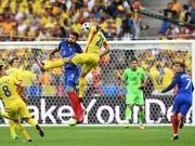Bóng đá - Pháp - Romania: Siêu phẩm phút 89