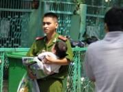 Tin tức trong ngày - Công an Hòa Bình bác tin 2 cháu bé nhập viện vì bắt cóc