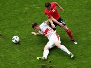 Bóng đá - Albania - Thụy Sĩ: 10 người hay như 11