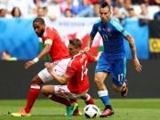 Bóng đá - Chi tiết Xứ Wales – Slovakia: Tái lập cách biệt (KT)
