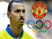 Bóng đá - Sang MU, Ibrahimovic tính bỏ du đấu hè vì Olympic