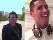 Ca nhạc - MTV - Thanh Bùi xuất hiện cực chất bên Ronaldo