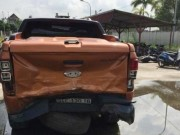 An ninh Xã hội - Vụ giang hồ rượt đuổi, bắn nhau trên ô tô: Bắt giam 2 người