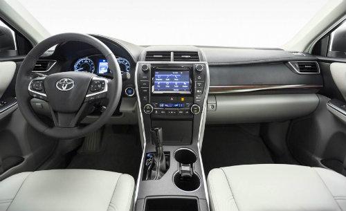 Toyota công bố Camry 2017 nhiều tính năng, giá không đổi - 4
