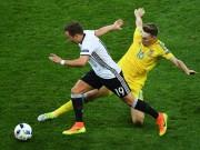 Bóng đá - Đức – Ukraine: 90 phút nghẹt thở