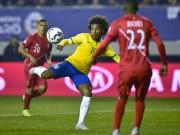 Bóng đá - Brazil - Peru: Bàn thua oan nghiệt