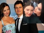 Thời trang - Miranda Kerr vô tư chụp hình cùng bồ mới của chồng cũ