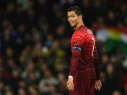 Bóng đá - SAO EURO 2016: Ronaldo như con công đỏm dáng