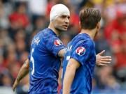 Bóng đá - Ảnh đẹp Euro 13/6: Corluka như chiến binh, Modric lập siêu phẩm