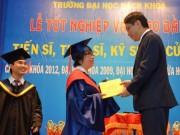 Giáo dục - du học - Bộ GD-ĐT yêu cầu các cơ sở công khai số lượng tiến sĩ
